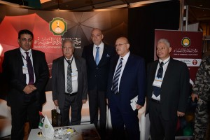Inauguration of The 20th Annual Arab Banking Office at Phoenicia Hotel  12