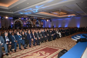 Inauguration of The 20th Annual Arab Banking Office at Phoenicia Hotel  4