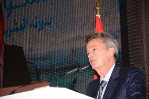 Inauguration of The 20th Annual Arab Banking Office at Phoenicia Hotel  7