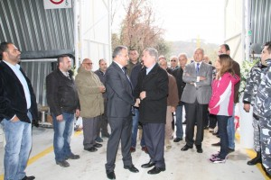 Inauguration of The Dump Waste Center in Bekfaya 2