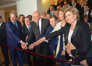 Inauguration of the New Wing of the National Museum  3
