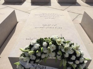 Kataeb Party Lays a Wreatk on The Martyrs of 14TH of March Martyrs 11