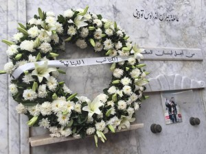 Kataeb Party Lays a Wreatk on The Martyrs of 14TH of March Martyrs 3