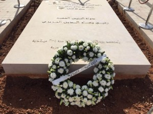 Kataeb Party Lays a Wreatk on The Martyrs of 14TH of March Martyrs 6