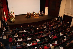LAU Institute for Women Studies in the Arab World & the National Body for Lebanese Women's Affairs Holding a Gathering in commemoration of International Women's Day 2