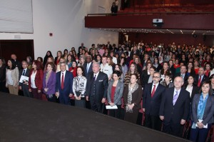 LAU Institute for Women Studies in the Arab World & the National Body for Lebanese Women's Affairs Holding a Gathering in commemoration of International Women's Day 4