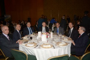 Lunch Hosted By Bank Med in Honoros of The Media 2