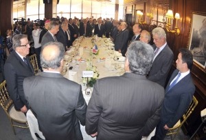 Lunch Hosted By Legion D honneur ih Honors of Former Minister Ghassan Saleme  6