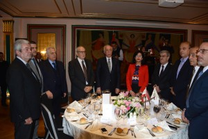 Lunch Hosted By The Tourism & Travel Agencies in Honors of Minister Ghazi Zeaiter 1