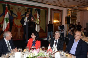 Lunch Hosted By The Tourism & Travel Agencies in Honors of Minister Ghazi Zeaiter 4