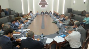 Meeting For The Kataeb Party 1