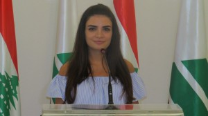 Meeting For The Kataeb Party 2