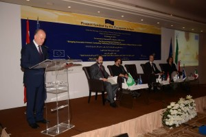 Minister Achraf Rifi Attends a Conference on Combating Trafficking in Persons & Exploitation of Migrant Workers  1