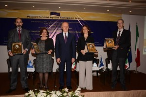 Minister Achraf Rifi Attends a Conference on Combating Trafficking in Persons & Exploitation of Migrant Workers  2