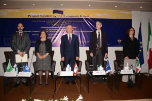 Minister Achraf Rifi Attends a Conference on Combating Trafficking in Persons & Exploitation of Migrant Workers  4
