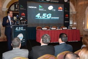 Minister Boutros Harb Sponsors The Official Signing Ceremony of the Fourth Generation Network in Both 4,5G Advanced Lebanon in Partnership with Huawei and Nokia 2