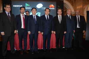 Minister Boutros Harb Sponsors The Official Signing Ceremony of the Fourth Generation Network in Both 4,5G Advanced Lebanon in Partnership with Huawei and Nokia 6