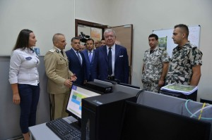 Minister Nouhad El Machnouk Inaugurates The Detention Center at the General Security  1