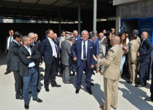 Minister Nouhad El Machnouk Inaugurates The Detention Center at the General Security  3