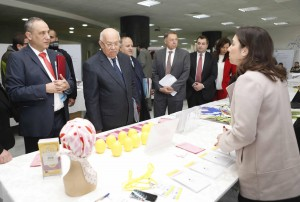 Minister Rachid Derbes at The USJ University 2