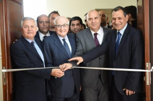 Minister Ramzi Jreij Inaugurates an Exhibition at The Faculty of Information at The Lebanese University 3