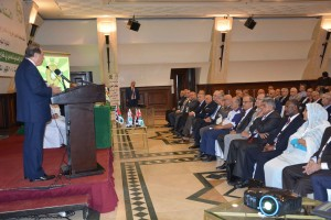 Minister Sejaan Azzi Attends a National Seminar on Social Insurance For Workers in the Agriculture & Economy Sector  2