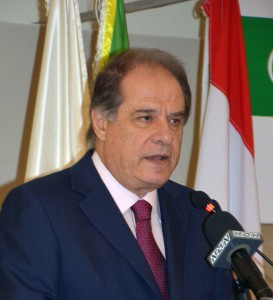 Minister Sejaan Azzi Attends a National Seminar on Social Insurance For Workers in the Agriculture & Economy Sector  3