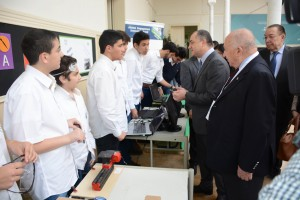 Ministers Elias Bou Saab & Mohamad El Machnouk Inaugurates The Twenty-First Century Skills Through The Teaching of Science, Technology, Engineering & Mathematics 5