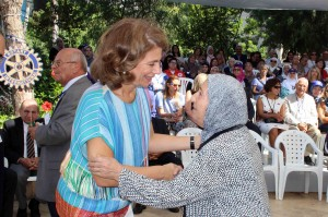Ms Lama Salam Attends The Inauguration Ceremony of The International Day For Elderly  8
