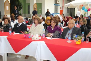 Ms Lama Salam Visits The Islamic Elderly People on The Occasion of Mothers Day 3