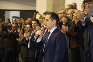 Oath Ceremony for New Members of Kataeb Party  8