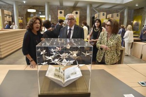 Opening Ceremony of Exhibition By Lebanese Artists at the National Library Building in Sanayeh-Beirut  5