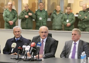 Press Conference For Minister Ali Hassan Khalil at Beirut Airport 1