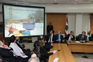 Press Conference For Minister Boutros Harb 1 (1)