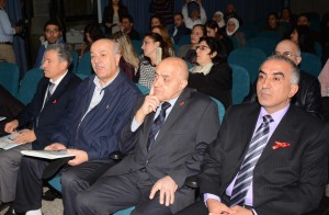 Press Conference at The Lebanese University  (Anti-AIDS Cure for All)  3
