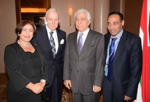 Reception Ceremony For Director General of the International Organization for Migration William Swing in Presence of Senior Officials at Movenpick Hotel 3