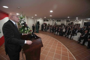 Reception Ceremony Hosted By The Lebanese Embassy in Saudi Arabia in Honors or Pr Minister Tammam Salam  4