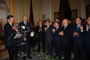 Reception Hosted by the French Ambassador in Honors of Mr Francois Abi Saab 4