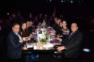 The Annual Diner For CAEL at Biel 6