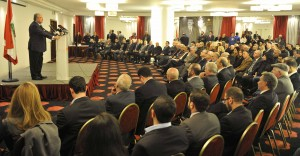 The Commemoration Ceremony of Gebran Tueini at Monroe Hotel  1