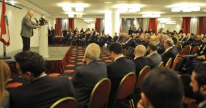 The Commemoration Ceremony of Gebran Tueini at Monroe Hotel  5