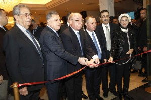 The Inauguration of The Egyptian Cultural Week at The UNESCO  1