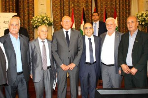 The Launching of the Lebanese Palestinian Dialogue Committee Their Report at The Grand Serail 2