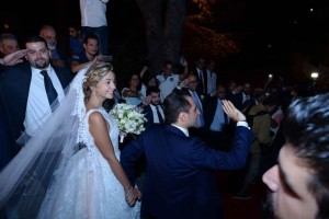 The Wedding of MP Sami Gemayel & Mrs Carine Tadmori  2