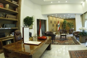 Tours For The Journalists at the Presidential Palace in Baabda  4