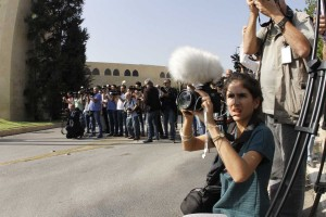 Tours For The Journalists at the Presidential Palace in Baabda  7