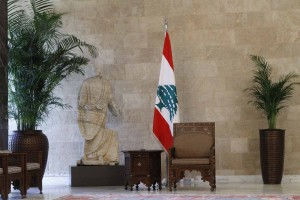 Tours For The Journalists at the Presidential Palace in Baabda  9