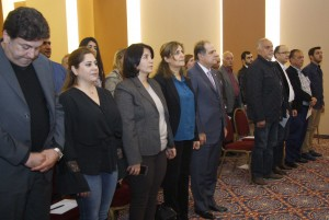 Workshop For Minister Sejaan Azzi at Padova Hotel (Domestic Workers in Lebanon) 2