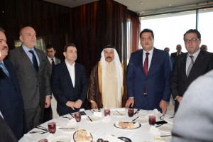 the Lebanese-Saudi Economic Development Relations Honoring Saudi Ambassador 1