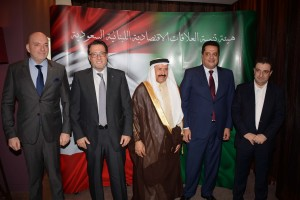 the Lebanese-Saudi Economic Development Relations Honoring Saudi Ambassador 2